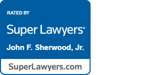 John Sherwood Jr. Super Lawyers